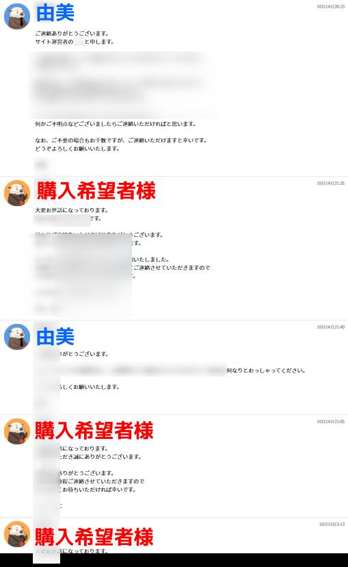 売上ゼロでも22万円で売れたラッコM&Aを使ったサイト売却の登録方法